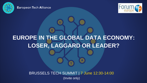 Tech Summit Roundtable | Europe in the Global Data Economy