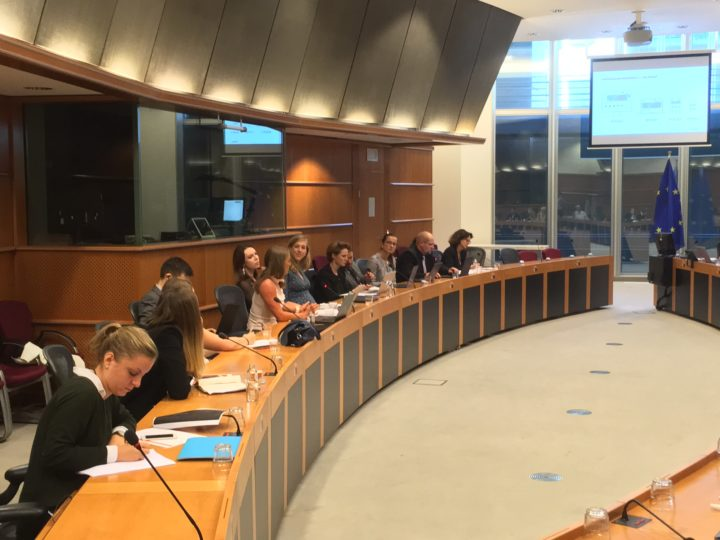 ePrivacy roundtable in European Parliament