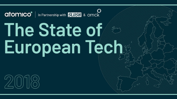 Some interesting new year reading: 2018 State of European Tech Report & Diversity Toolkit