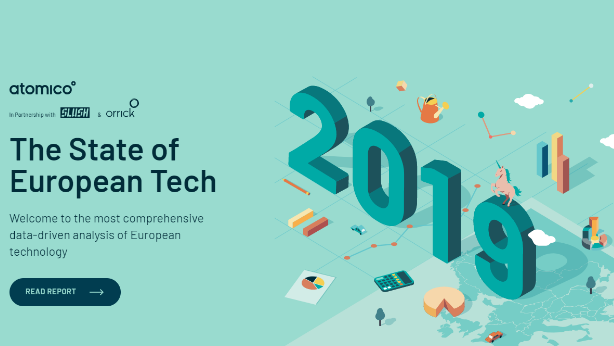 The State of European Tech Report 2019