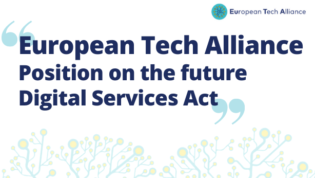 EUTA Position on the Digital Services Act