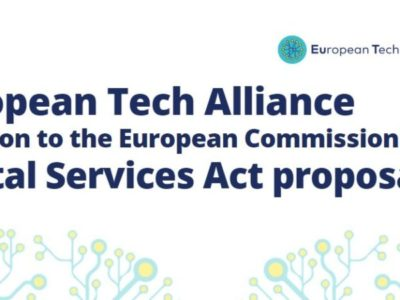 DSA | EUTA Reaction to Commission's Digital Services Act proposal