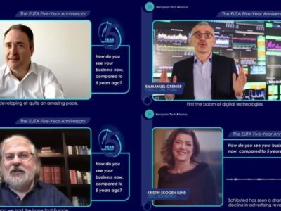 EUTA CEOs answer questions about their businesses, the digital economy and what's in store in the future