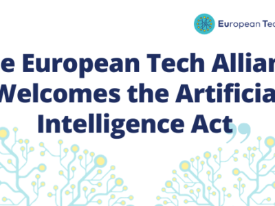 AI | EUTA Reaction to Commission's Artificial Intelligence Act proposal