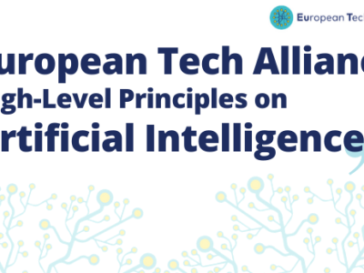 EUTA High Level Principles on Artificial Intelligence