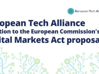 DMA | EUTA Reaction to Commission's Digital Markets Act proposal